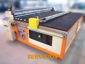 SERVICIOS TECNICGLASS