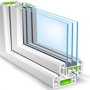 aislamiento ventana doble acristalamiento
