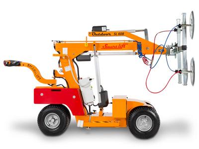 ROBOT CRISTALERO SL608